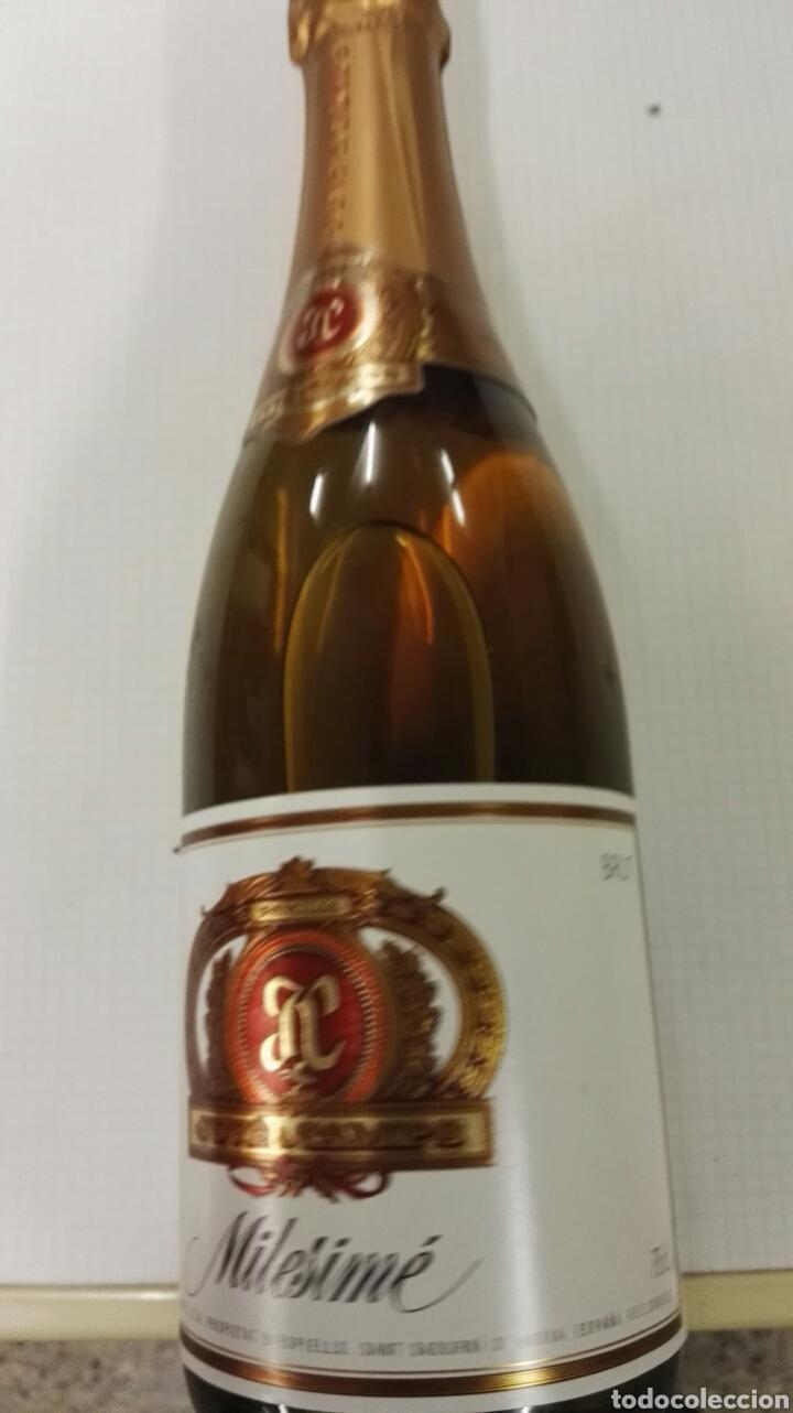 CAJA DE 6 BOTELLAS CAVA JUVE & CAMPS. MILESIME. 75 CL. (Coleccionismo - Botellas y Bebidas - Cava)