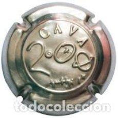 Coleccionismo de cava: PLACA DE CAVA - AGUSTI TORELLO - Nº VIADER 1410 PLATA. Lote 145228686