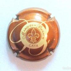 Coleccionismo de cava: CHAPA DE CAVA MARQUES DE BENACH , PLACA DE CAVA. Lote 147121282