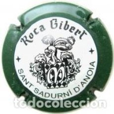 Coleccionismo de cava: PLACA DE CAVA - ROCA GIBERT - Nº VIADER 3567. Lote 147520414