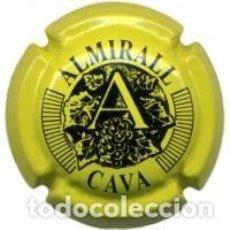 Coleccionismo de cava: PLACA CAVA ALMIRALL 4463 - ALM310 - 002734. Lote 147598398