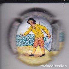 Coleccionismo de cava: PLACA DE CAVA AVINYO DE LA RIMA - VIADER: 2131. Lote 147879442