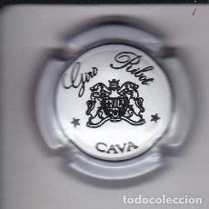 Coleccionismo de cava: PLACA DE CAVA GIRO RIBOT - VIADER:0473. Lote 147880178