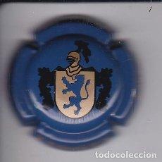 Coleccionismo de cava: PLACA DE CAVA RAVENTOS ROIG - ESCUDO HERÁLDICO - VIADER:1844. Lote 147882006