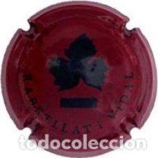 Coleccionismo de cava: PLACA DE CAVA - RABETLLAT Y VIDAL - Nº VIADER 2631. Lote 156554088