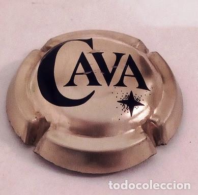 PLACA CAVA CAVA (Coleccionismo - Botellas y Bebidas - Cava)