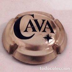 Coleccionismo de cava: PLACA CAVA CAVA. Lote 159380554