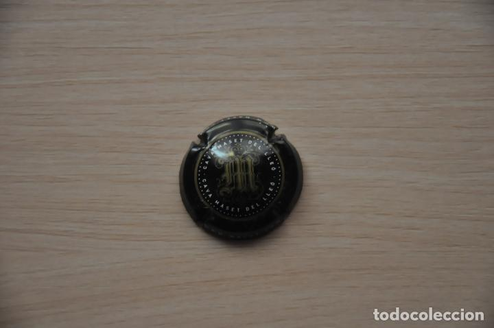 CHAPA CAVA MASET DEL LLEO (Coleccionismo - Botellas y Bebidas - Cava)