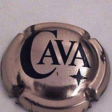 Coleccionismo de cava: PLACA CAVA CAVA. Lote 161179402