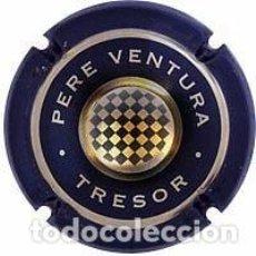 Coleccionismo de cava: PLACA DE CAVA - PERE VENTURA - Nº VIADER 4016. Lote 288697398