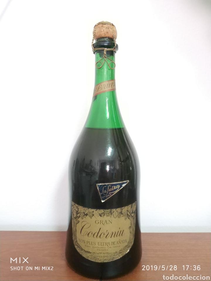CODORNIU NON PLUS ULTRA (Coleccionismo - Botellas y Bebidas - Cava)