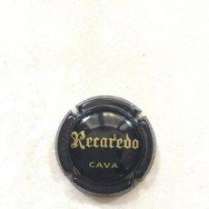 Coleccionismo de cava: PLACA CAVA RECAREDO. CHAPA / PLACAS / CHAPAS. Lote 167814236