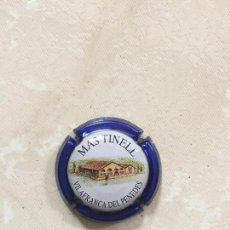 Coleccionismo de cava: PLACA CAVA MAS TINELL. VILAFRANCA DEL PENEDÈS. CHAPA / PLACAS / CHAPAS. Lote 167816476