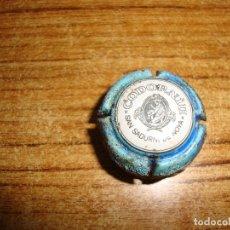 Coleccionismo de cava: (TC-209/19) CHAPA CAVA CODORNIU. Lote 169775228