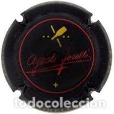 Coleccionismo de cava: CHAPA / PLACA DE CAVA AGUSTI TORELLO ROCA (FIRMA). Lote 170157896