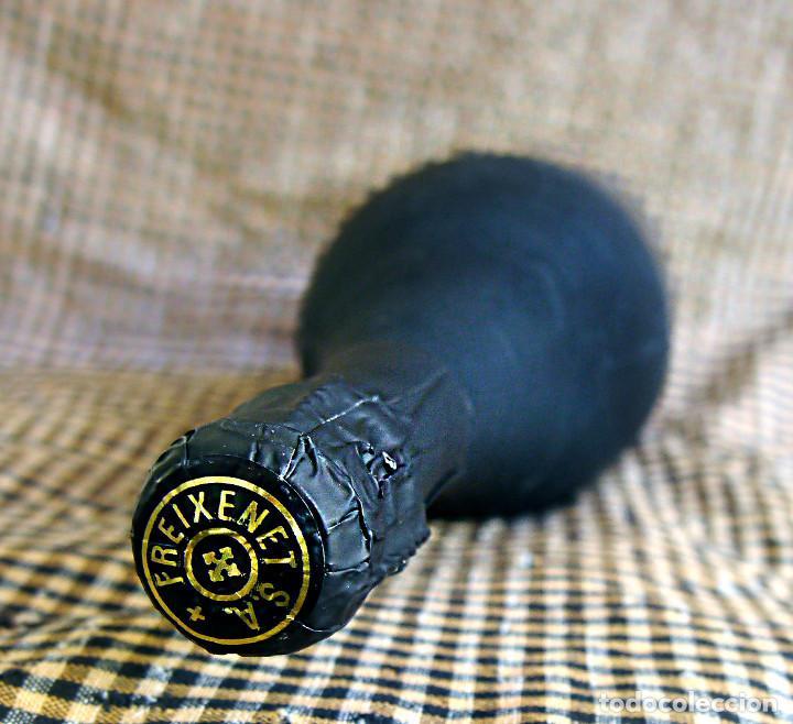 Coleccionismo de cava: Freixenet, Brut Reserva Olímpica, 1986 - Foto 5 - 171018387