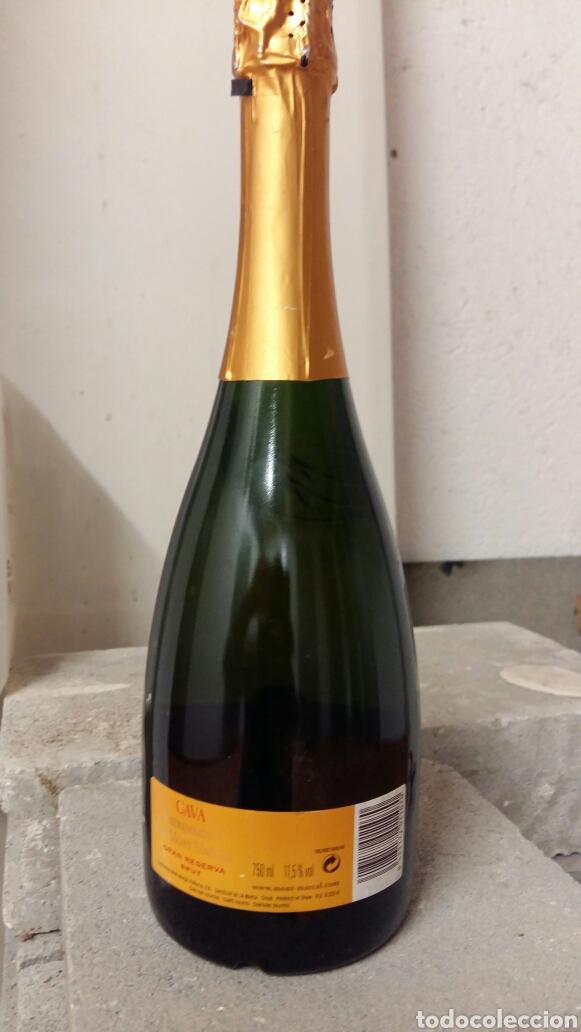 BOTELLA CAVA (Coleccionismo - Botellas y Bebidas - Cava)
