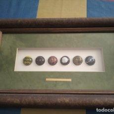 Coleccionismo de cava: CADRO COLECCION PLACAS FREIXENET 2000. Lote 172141505