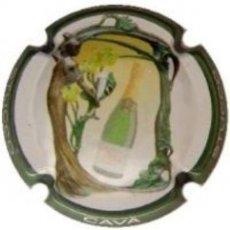 Coleccionismo de cava: LOTE 3 CHAPAS / PLACAS DE CAVA STUCCO. Lote 172275947