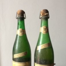 Coleccionismo de cava: BERNARD PUGÉS BRUT NATURE CAVA, METHODE CHAMPENOISE, VILAFRANCA DEL PENEDÉS. Lote 173095612