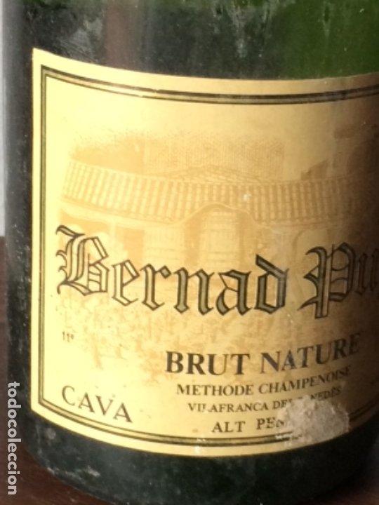 Coleccionismo de cava: BERNARD PUGÉS BRUT NATURE CAVA, METHODE CHAMPENOISE, VILAFRANCA DEL PENEDÉS - Foto 5 - 173095612