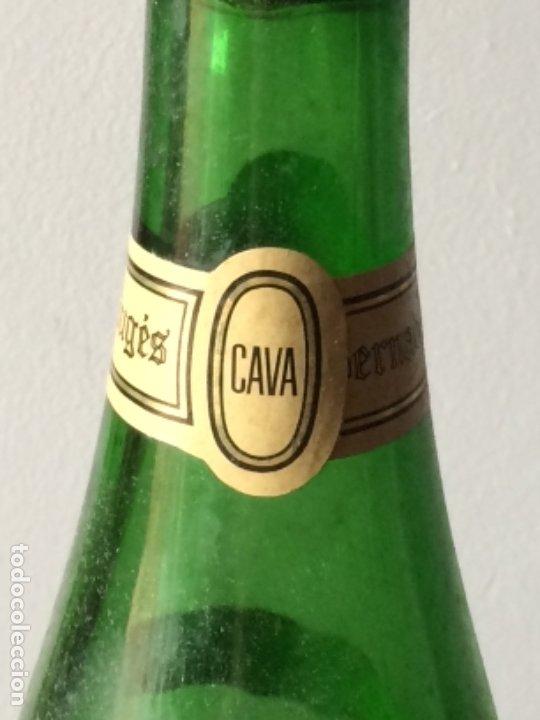 Coleccionismo de cava: BERNARD PUGÉS BRUT NATURE CAVA, METHODE CHAMPENOISE, VILAFRANCA DEL PENEDÉS - Foto 7 - 173095612