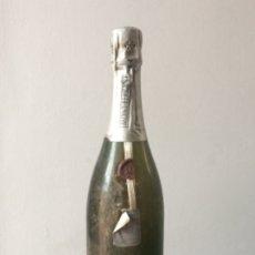 Coleccionismo de cava: BOTELLA CAVA MONTFERRANT, BLANES, VINTAGE SERIE LIMITADA. Lote 173165818