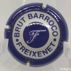 Coleccionismo de cava: PLACA DE CAVA FREIXENET BRUT BARROCO. Lote 173571414