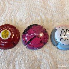 Coleccionismo de cava: CHAPA DE CAVA. Lote 173986227