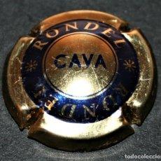 Coleccionismo de cava: PLACA DE CAVA - RONDEL - CAVA. Lote 174298278