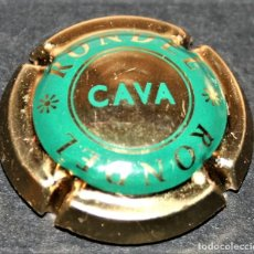 Coleccionismo de cava: PLACA DE CAVA - RONDEL - CAVA. Lote 174298337