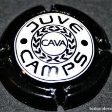 Coleccionismo de cava: PLACA DE CAVA - JUVE & CAMPS - CAVA - CORONA NEGRA. Lote 174342577