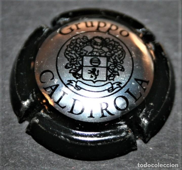 PLACA DE CAVA - DONELLI - GRUPPO CALDIROLA - ITALIA (Coleccionismo - Botellas y Bebidas - Cava)
