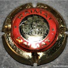 Coleccionismo de cava: PLACA DE CAVA - RAIMAT. Lote 174534922