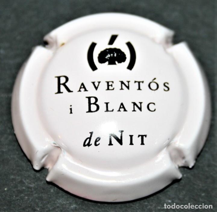 PLACA DE CAVA - RAVENTÓS I BLANC - DE NIT (Coleccionismo - Botellas y Bebidas - Cava)