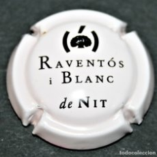 Coleccionismo de cava: PLACA DE CAVA - RAVENTÓS I BLANC - DE NIT. Lote 174534927