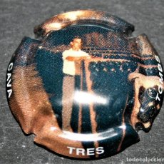 Coleccionismo de cava: PLACA DE CAVA - TRES TOMBS - RESERVA ESPECIAL - 1960-2008. Lote 174576074