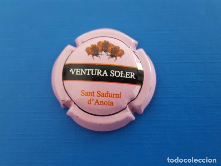 CHAPA DE CAVA VENTURA SOLER VIADER 22472 (Coleccionismo - Botellas y Bebidas - Cava)