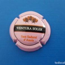 Coleccionismo de cava: CHAPA DE CAVA VENTURA SOLER VIADER 22472. Lote 213745605