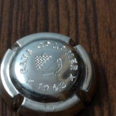 Coleccionismo de cava: 1025. PLACA DE CAVA. COLOMER. 1948. 110334. Lote 177724087