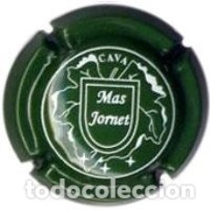 Coleccionismo de cava: PLACA DE CAVA - MAS JORNET - Nº VIADER 7698. Lote 180216130