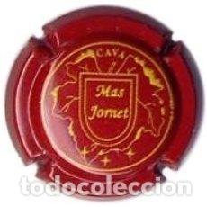 Coleccionismo de cava: PLACA DE CAVA - MAS JORNET - Nº VIADER 8311. Lote 180216168