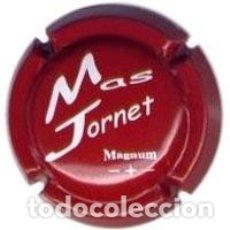 Coleccionismo de cava: PLACA DE CAVA - MAS JORNET - Nº VIADER 7183. Lote 180216276