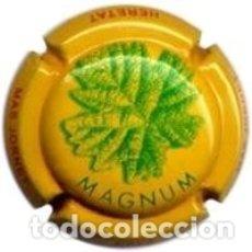 Coleccionismo de cava: PLACA DE CAVA - MAS JORNET - Nº VIADER 12344. Lote 180217158