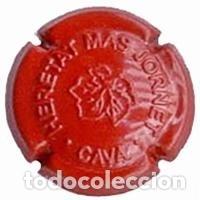 PLACA DE CAVA - MAS JORNET - Nº VIADER 5526 (Coleccionismo - Botellas y Bebidas - Cava)