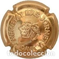 Coleccionismo de cava: PLACA DE CAVA - MAS JORNET - Nº VIADER 5787. Lote 180217285