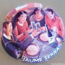 Coleccionismo de cava: PLACA CAVA JAUME SERRA. Lote 181102498