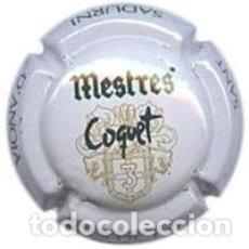 Coleccionismo de cava: PLACA DE CAVA - MESTRES - Nº VIADER 1335. Lote 288697623