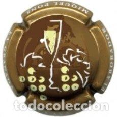 Coleccionismo de cava: PLACA DE CAVA - MIQUEL PONS - Nº VIADER 6430. Lote 288697678