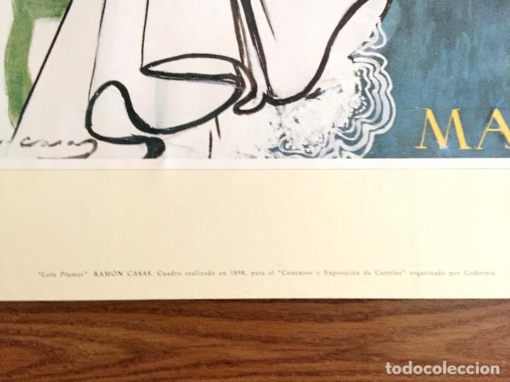 Coleccionismo de cava: lote 3 carteles cava Codorniu reproduciones 1898 años 90 con su embalaje original - Foto 11 - 182489266